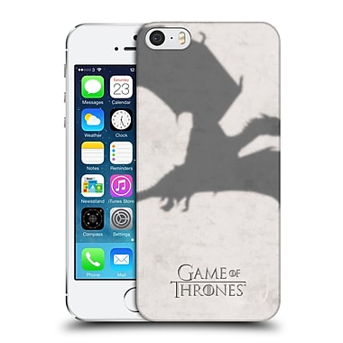 Official Hbo Game Of Thrones Key Art Dragon Hard Back Case For Apple Iphone 5 / 5S / Se