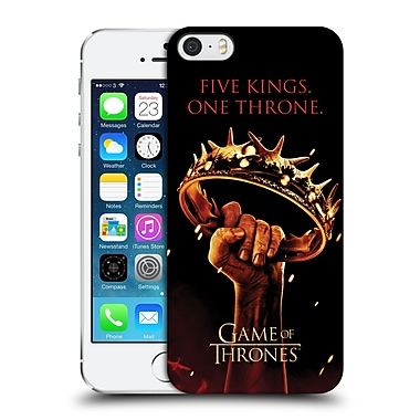 Official Hbo Game Of Thrones Key Art One Throne Hard Back Case For Apple Iphone 5 / 5S / Se