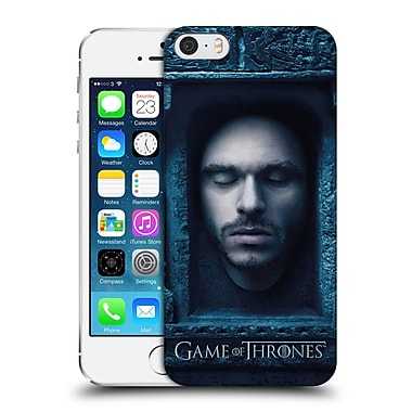 Official Hbo Game Of Thrones Faces Robb Stark Hard Back Case For Apple Iphone 5 / 5S / Se