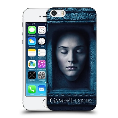 Official Hbo Game Of Thrones Faces Sansa Stark Hard Back Case For Apple Iphone 5 / 5S / Se