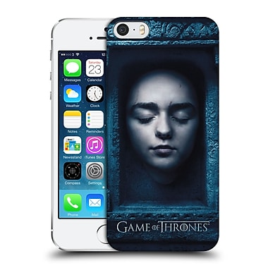 Official Hbo Game Of Thrones Faces 2 Arya Stark Hard Back Case For Apple Iphone 5 / 5S / Se