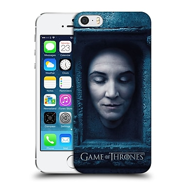 Official Hbo Game Of Thrones Faces 2 Catelyn Stark Hard Back Case For Apple Iphone 5 / 5S / Se