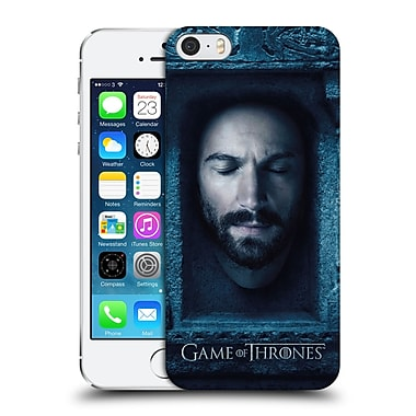 Official Hbo Game Of Thrones Faces 2 Daario Naharis Hard Back Case For Apple Iphone 5 / 5S / Se
