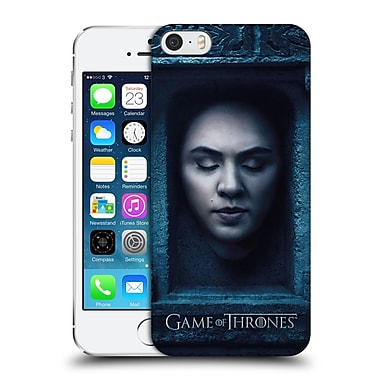 Official Hbo Game Of Thrones Faces 2 Nymeria Hard Back Case For Apple Iphone 5 / 5S / Se