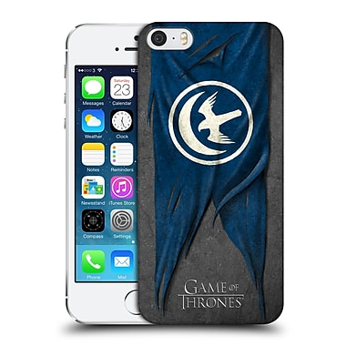 Official Hbo Game Of Thrones Sigil Flags Arryn Hard Back Case For Apple Iphone 5 / 5S / Se