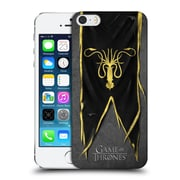 Official Hbo Game Of Thrones Sigil Flags Greyjoy Hard Back Case For Apple Iphone 5 / 5S / Se