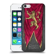 Official Hbo Game Of Thrones Sigil Flags Lannister Hard Back Case For Apple Iphone 5 / 5S / Se