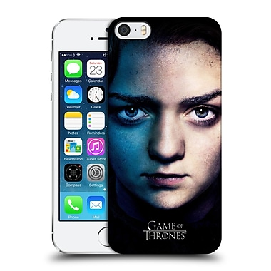 Official Hbo Game Of Thrones Valar Morghulis Arya Stark Hard Back Case For Apple Iphone 5 / 5S / Se