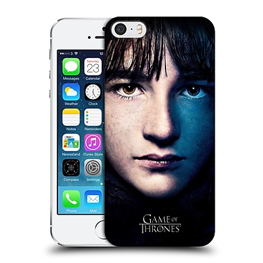Official Hbo Game Of Thrones Valar Morghulis Bran Stark Hard Back Case For Apple Iphone 5 / 5S / Se