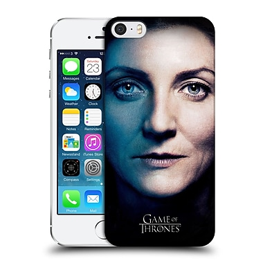 Official Hbo Game Of Thrones Valar Morghulis Catelyn Stark Hard Back Case For Apple Iphone 5 / 5S / Se