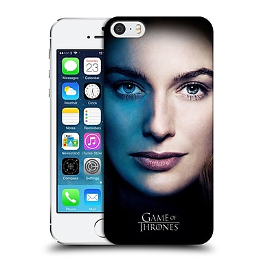 Official Hbo Game Of Thrones Valar Morghulis Cersei Lannister Hard Back Case For Apple Iphone 5 / 5S / Se