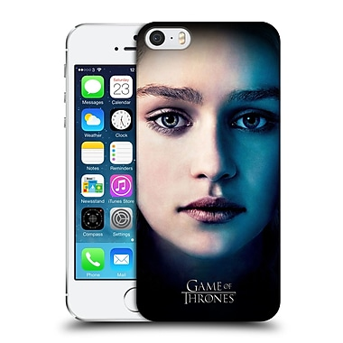 Official Hbo Game Of Thrones Valar Morghulis Daenerys Targaryen Hard Back Case For Apple Iphone 5 / 5S / Se
