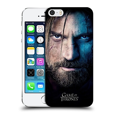 Official Hbo Game Of Thrones Valar Morghulis Jaime Lannister Hard Back Case For Apple Iphone 5 / 5S / Se