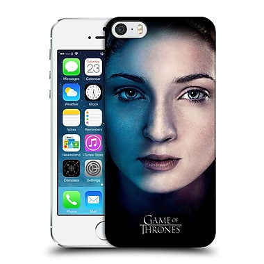 Official Hbo Game Of Thrones Valar Morghulis Sansa Stark Hard Back Case For Apple Iphone 5 / 5S / Se