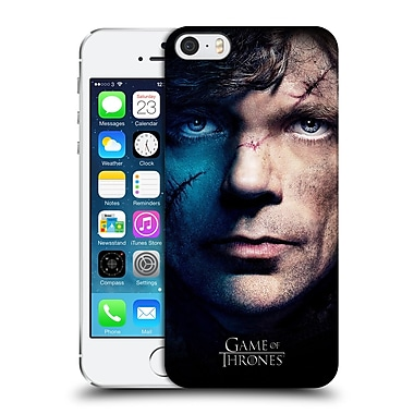 Official Hbo Game Of Thrones Valar Morghulis Tyrion Lannister Hard Back Case For Apple Iphone 5 / 5S / Se