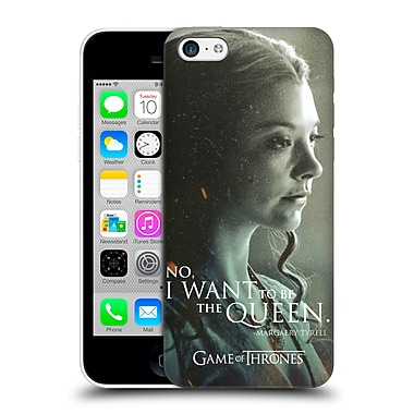 Official Hbo Game Of Thrones Character Portraits Margaery Tyrell Hard Back Case For Apple Iphone 5C