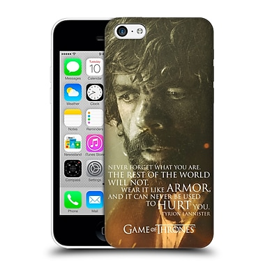Official Hbo Game Of Thrones Character Portraits Tyrion Lannister Hard Back Case For Apple Iphone 5C