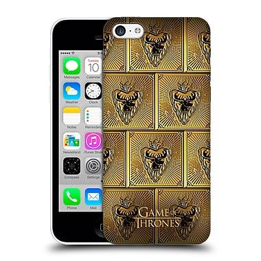 Official Hbo Game Of Thrones Golden Sigils Stannis Hard Back Case For Apple Iphone 5C
