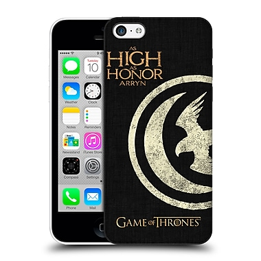 Official Hbo Game Of Thrones House Mottos Arryn Hard Back Case For Apple Iphone 5C