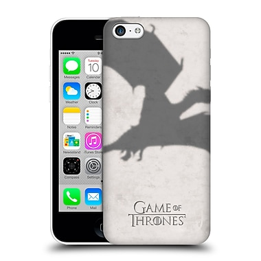 Official Hbo Game Of Thrones Key Art Dragon Hard Back Case For Apple Iphone 5C