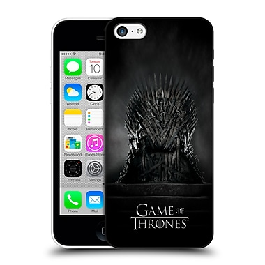 Official Hbo Game Of Thrones Key Art Iron Throne Hard Back Case For Apple Iphone 5C