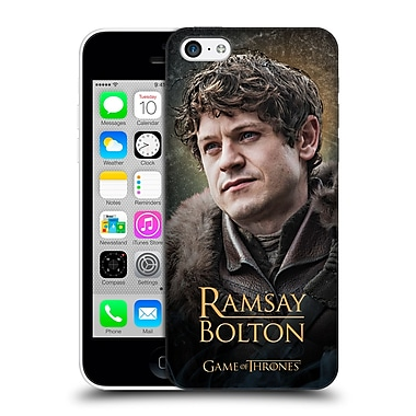Official Hbo Game Of Thrones Battle Of The Bastards Ramsay Hard Back Case For Apple Iphone 5C