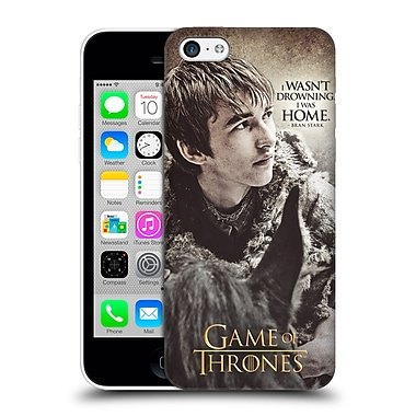 Official Hbo Game Of Thrones Character Quotes Bran Stark Hard Back Case For Apple Iphone 5C
