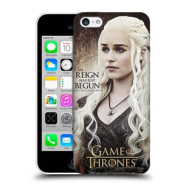 Official Hbo Game Of Thrones Character Quotes Daenerys Targaryen Hard Back Case For Apple Iphone 5C