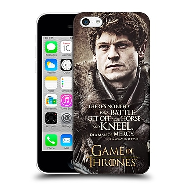 Official Hbo Game Of Thrones Character Quotes Ramsay Bolton Hard Back Case For Apple Iphone 5C