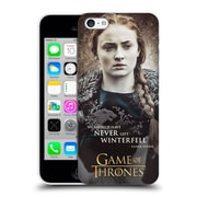 Official Hbo Game Of Thrones Character Quotes Sansa Stark Hard Back Case For Apple Iphone 5C