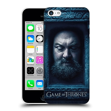 Official Hbo Game Of Thrones Faces Robert Baratheon Hard Back Case For Apple Iphone 5C