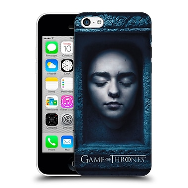 Official Hbo Game Of Thrones Faces 2 Arya Stark Hard Back Case For Apple Iphone 5C