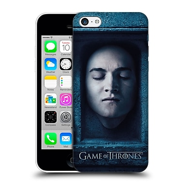 Official Hbo Game Of Thrones Faces 2 Joffrey Baratheon Hard Back Case For Apple Iphone 5C