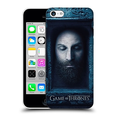 Official Hbo Game Of Thrones Faces 2 Tormund Hard Back Case For Apple Iphone 5C