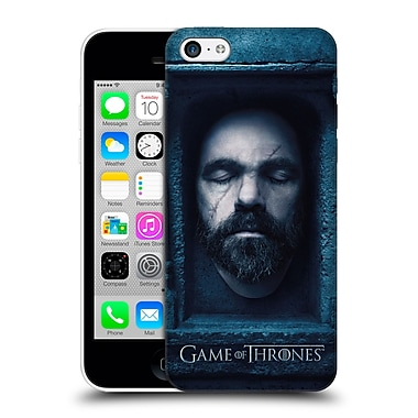 Official Hbo Game Of Thrones Faces 2 Tyrion Lannister Hard Back Case For Apple Iphone 5C