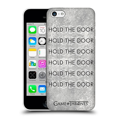 Official Hbo Game Of Thrones Hodor Hold The Door 3 Hard Back Case For Apple Iphone 5C