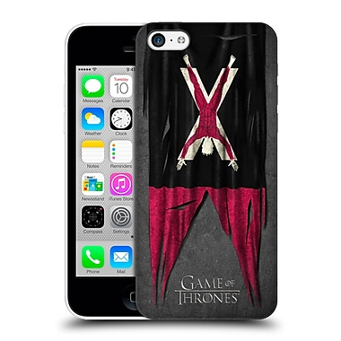 Official Hbo Game Of Thrones Sigil Flags Bolton Hard Back Case For Apple Iphone 5C