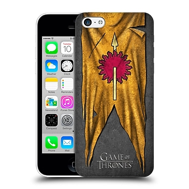 Official Hbo Game Of Thrones Sigil Flags Martell Hard Back Case For Apple Iphone 5C
