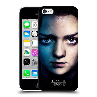 Official Hbo Game Of Thrones Valar Morghulis Arya Stark Hard Back Case For Apple Iphone 5C