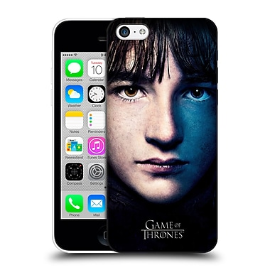 Official Hbo Game Of Thrones Valar Morghulis Bran Stark Hard Back Case For Apple Iphone 5C