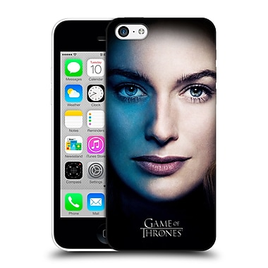 Official Hbo Game Of Thrones Valar Morghulis Cersei Lannister Hard Back Case For Apple Iphone 5C