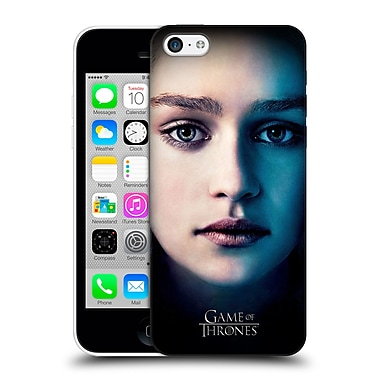 Official Hbo Game Of Thrones Valar Morghulis Daenerys Targaryen Hard Back Case For Apple Iphone 5C