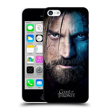 Official Hbo Game Of Thrones Valar Morghulis Jaime Lannister Hard Back Case For Apple Iphone 5C