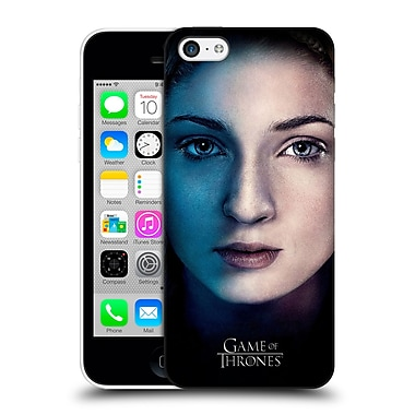 Official Hbo Game Of Thrones Valar Morghulis Sansa Stark Hard Back Case For Apple Iphone 5C