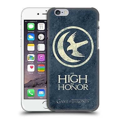 Official Hbo Game Of Thrones Dark Distressed Sigils Arryn Hard Back Case For Apple Iphone 6 / 6S
