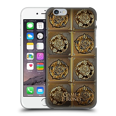 Official Hbo Game Of Thrones Golden Sigils Tyrell Hard Back Case For Apple Iphone 6 / 6S