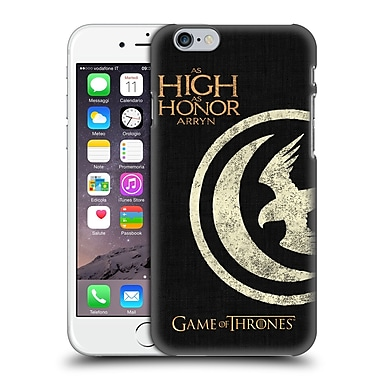 Official Hbo Game Of Thrones House Mottos Arryn Hard Back Case For Apple Iphone 6 / 6S