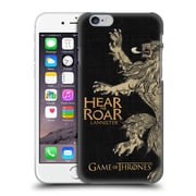 Official Hbo Game Of Thrones House Mottos Lannister Hard Back Case For Apple Iphone 6 / 6S