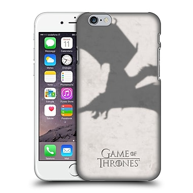 Official Hbo Game Of Thrones Key Art Dragon Hard Back Case For Apple Iphone 6 / 6S