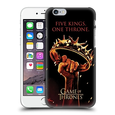 Official Hbo Game Of Thrones Key Art One Throne Hard Back Case For Apple Iphone 6 / 6S